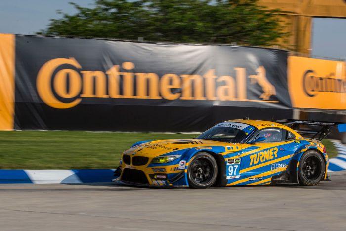 2015 Pirelli World Challenge Detroit Belle Isle