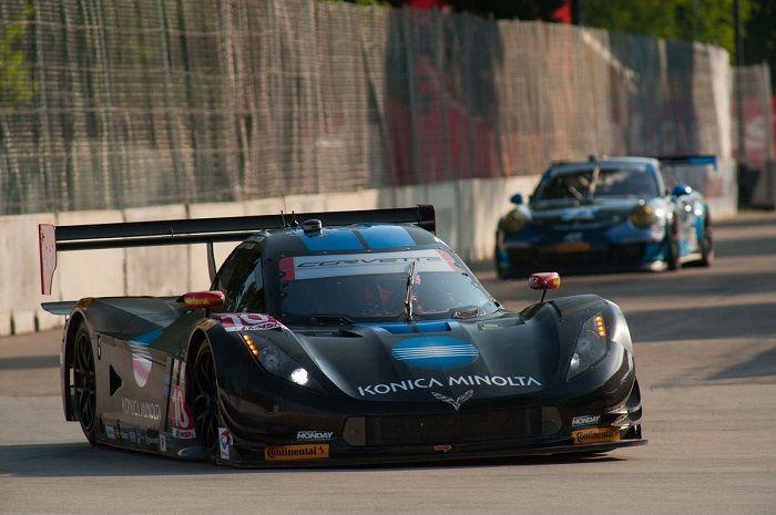 #10 No. 10 Konica Minolta Corvette DP for Wayne Taylor Racing Co