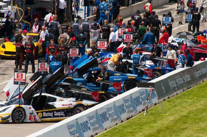 #5 Action Express Racing, Coyote DP Corvette DP: Joao Barbosa, C