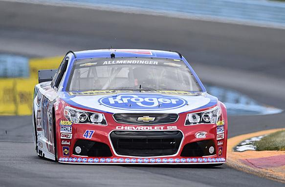 2015 NASCAR Watkins Glen