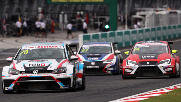 TCR International Series Sepang, Malaysia 29 September - 01 Octo