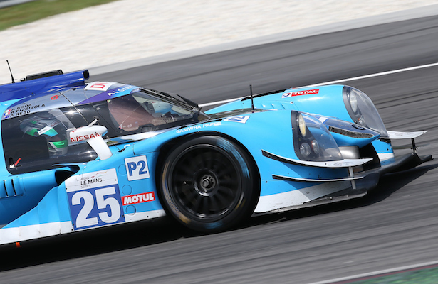 ASIAN LE MANS SERIES ROUND 4 - SEPANG