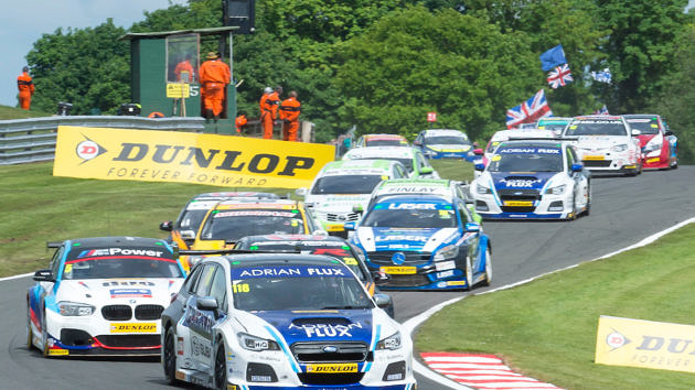 Round 4 of the British Touring Car Championship