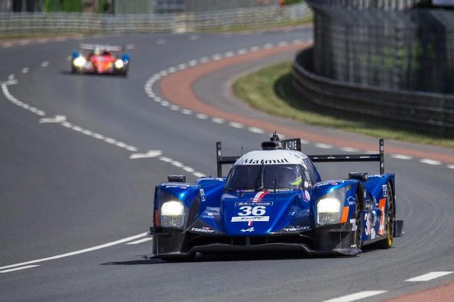 2016 Le Mans Signatech Alpine #36
