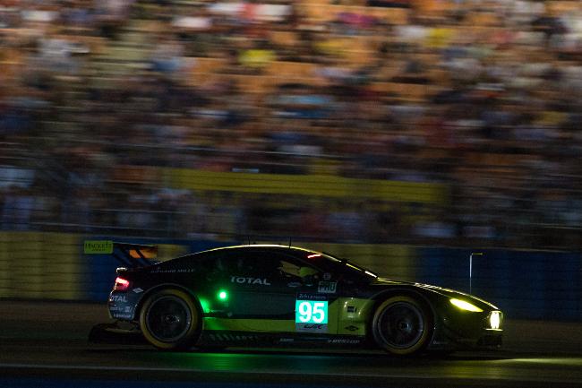 #95 ASTON MARTIN RACING / GBR / Aston Martin Vantage - Le Mans 24 Hour - Circuit des 24H du Mans  - Le Mans - France