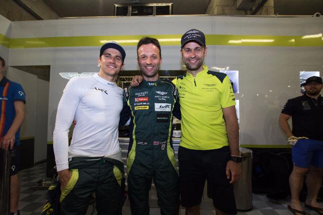 #97 ASTON MARTIN RACING / GBR / Aston Martin Vantage / Darren Turner (GBR)  Le Mans 24 hour - Circuit des 24H du Mans  - Le Mans - France