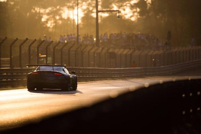 AMR #95 Le Mans