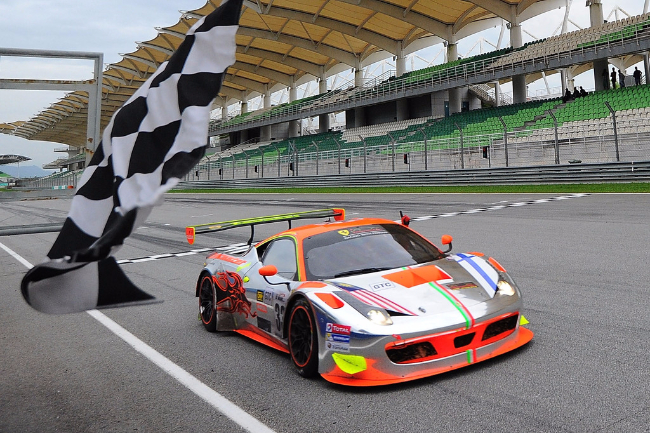 Clearwater Chequered Flag