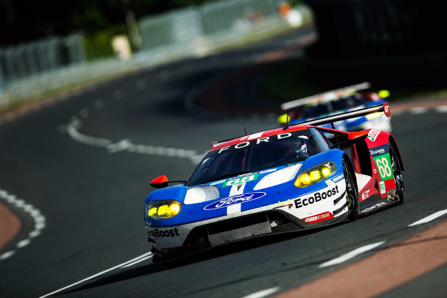 Ford #68 Le Mans