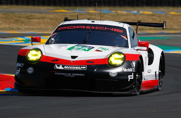Porsche GT #91 Le Mans
