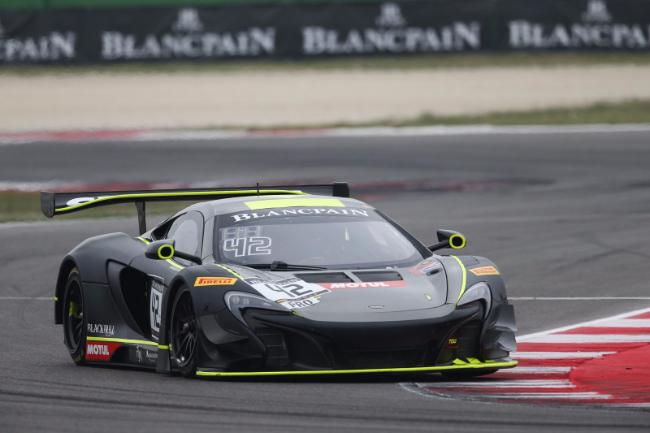 Strakka Motorsport #42