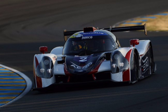 United Autosports #2 RTLM1