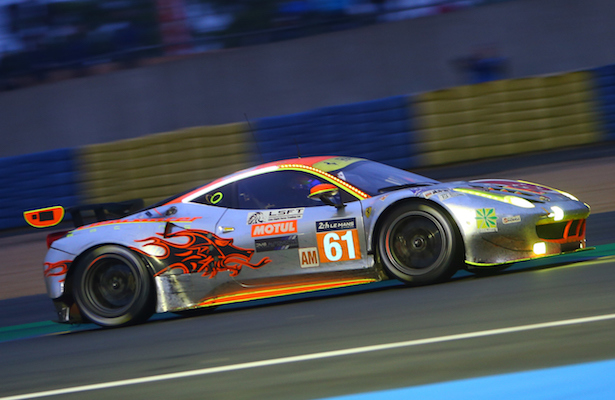 Clearwater Racing at Le Mans