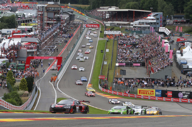 2016 Spa 24 Hours Start