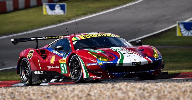 AF Corse #51 Nurburgring
