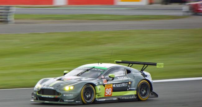 AMR #98 Nurburgring