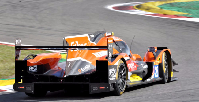 G-Drive #26 Nurburgring