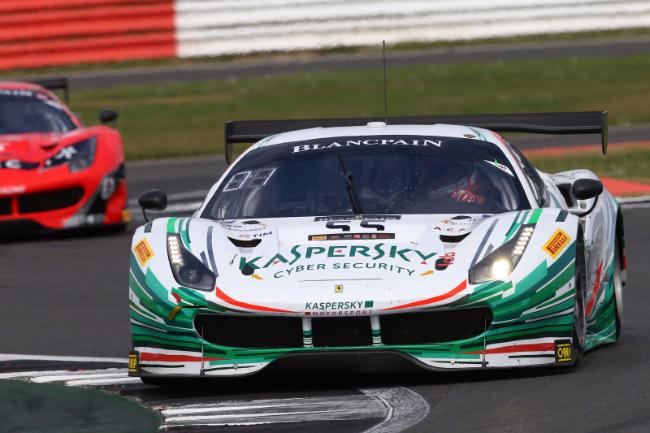 Kaspersky Motorsport #55