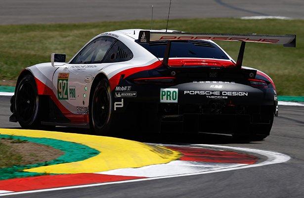 Porsche GT #92 Nurburgring