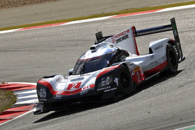 Porsche LMP Team #2 Nurburgring