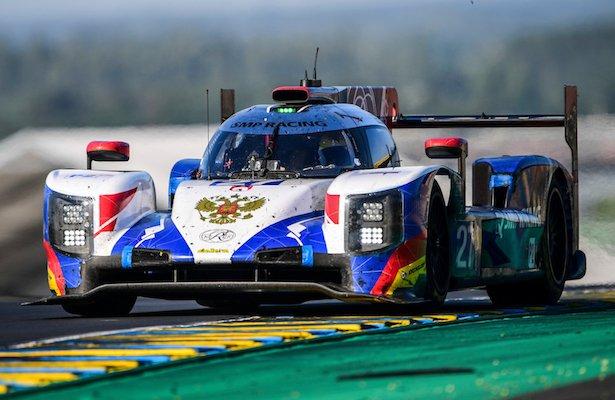 SMP Racing #27