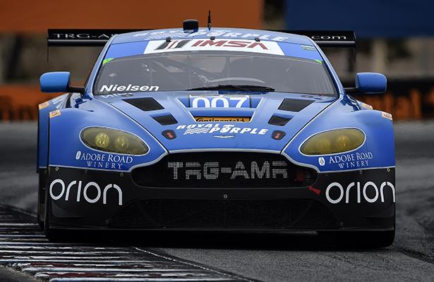 TRG Aston Martin Vantage V12