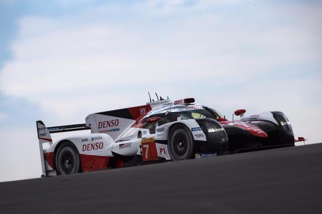 Toyota #7 Nurburgring