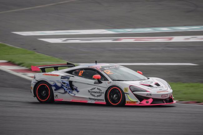 Clearwater Racing #12 Fuji R1