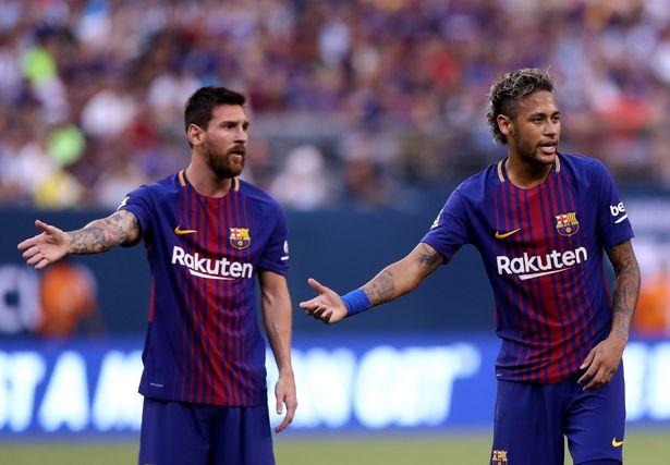 International-Champions-Cup-2017-Juventus-v-FC-Barcelona