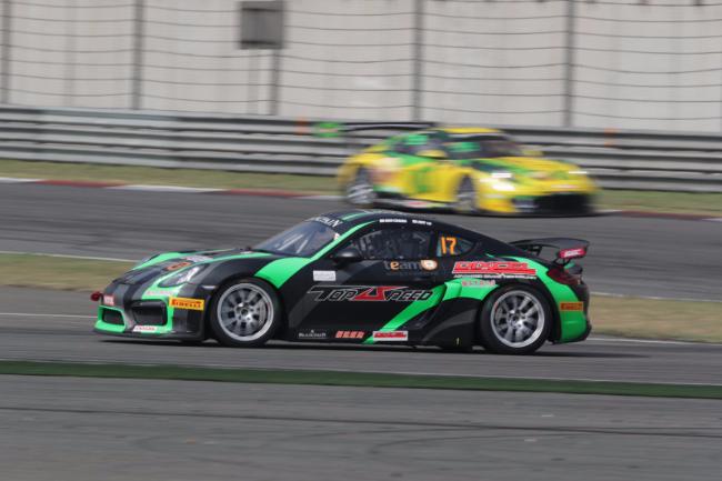 Taiwan Top Speed Racing #17 Shanghai FP