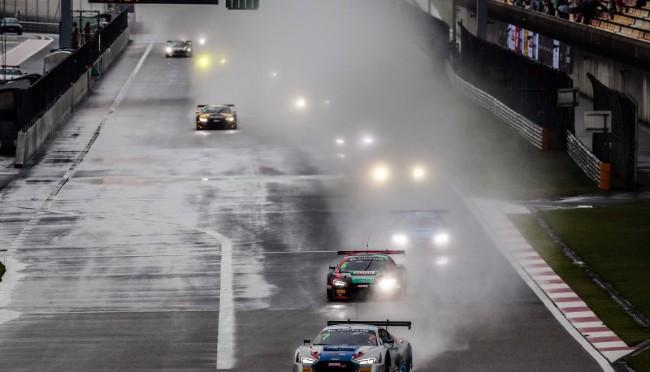 Blancpain GT Series Asia 2017 Shanghai Start