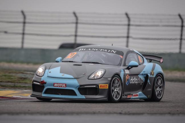 EKS Motorsports #10 Shanghai