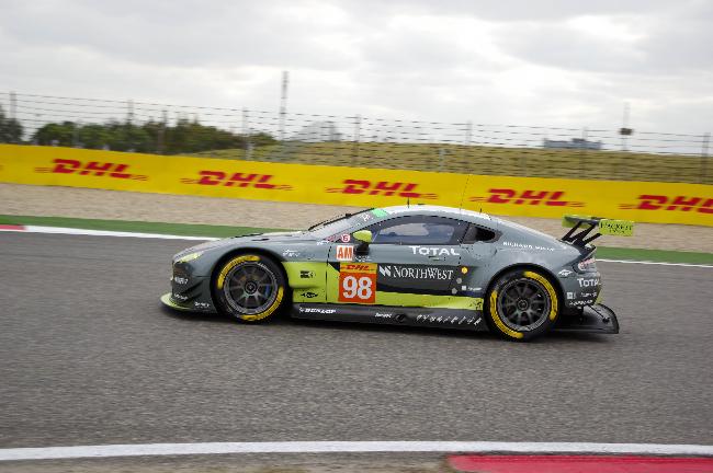 Aston Martin Racing #98 Shanghai