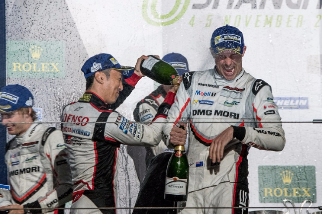 Champagne - WEC 6 Hours of Shanghai - Shanghai International Circuit - Shanghai - China