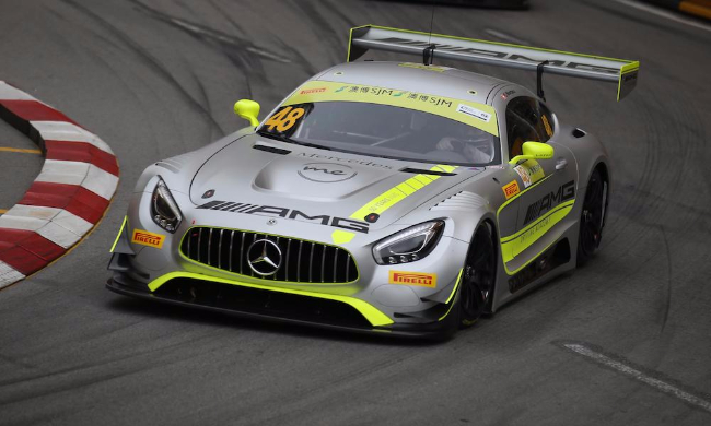 Mercedes-AMG Team Driving Academy #48 2017 GTWC Race