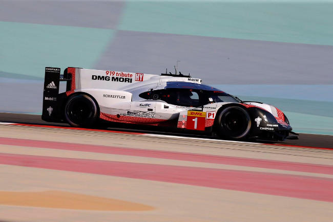 Porsche #1 Bahrain