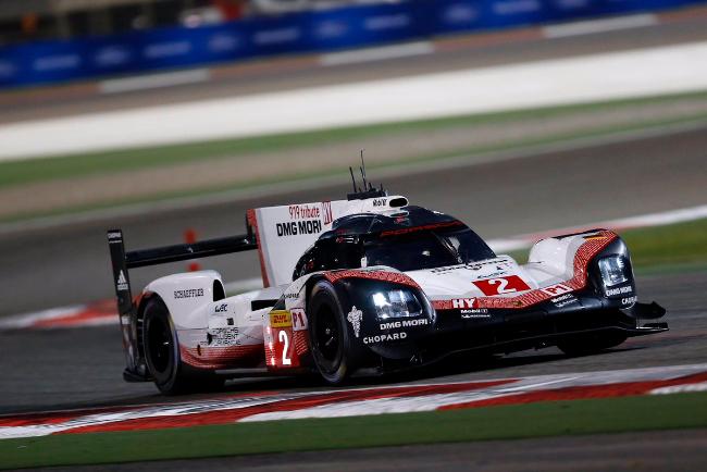 Porsche #2 Bahrain