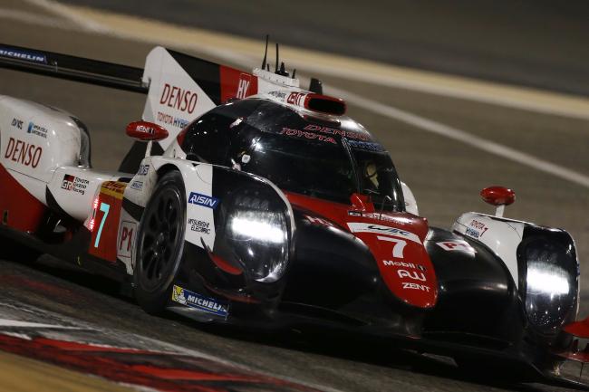 Toyota #7 Bahrain