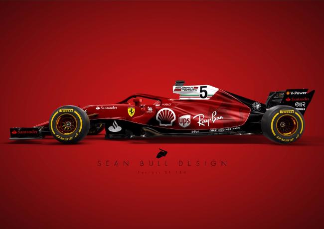 Ferrari-F1-2018