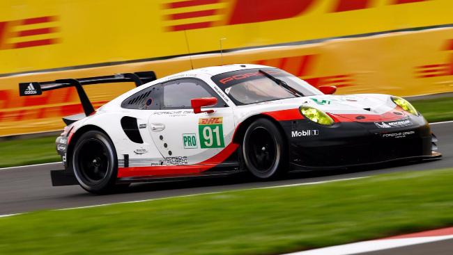Porsche GT #91