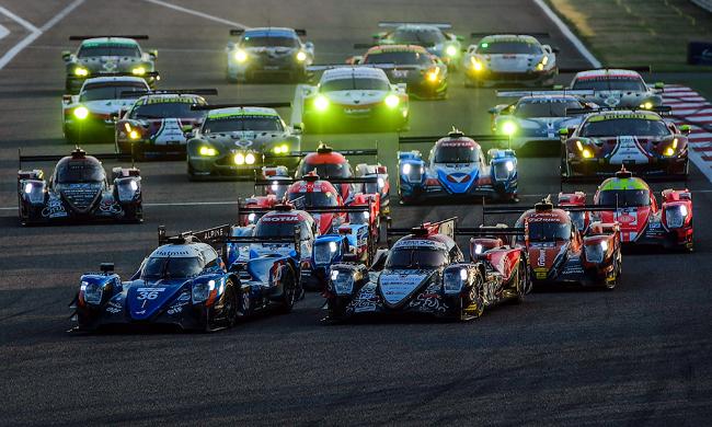 MOTORSPORT : FIA WEC - ROUND 9 - 6 HOURS OF BAHRAIN - SAKHIR (BHR) - 11/16-18/2017