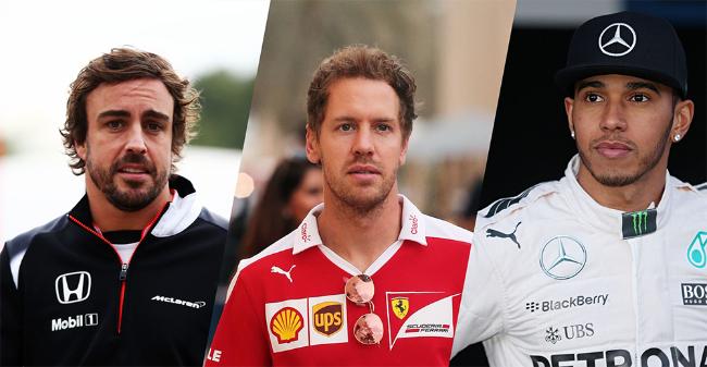 Formula-1-drivers