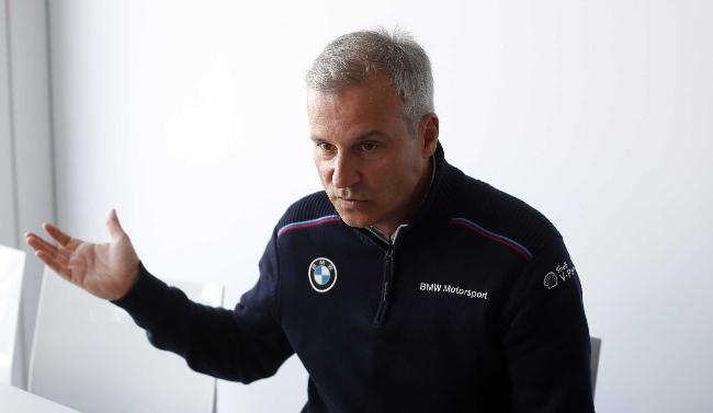 BMW运动主管Jens Marquardt