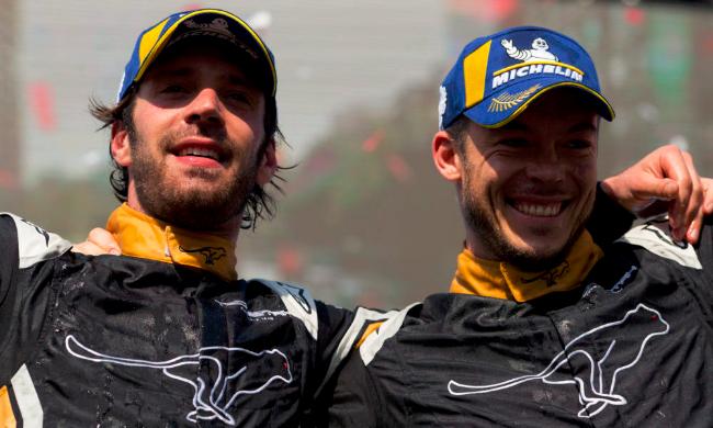 2017/2018 FIA Formula E Championship
