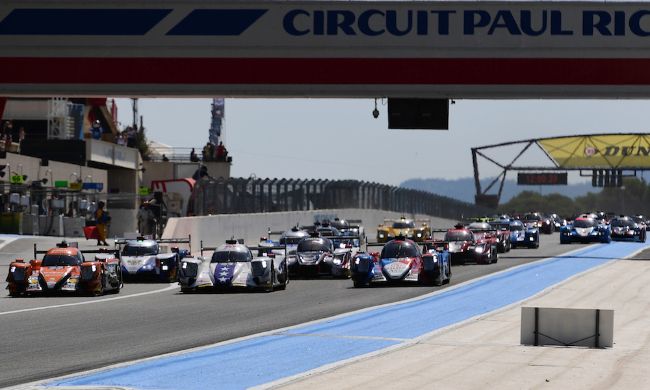 MOTORSPORT : EUROPEAN LE MANS SERIES - ROUND 4 - 4 HOURS OF LE CASTELLET (FRA) 08/25-27/2017