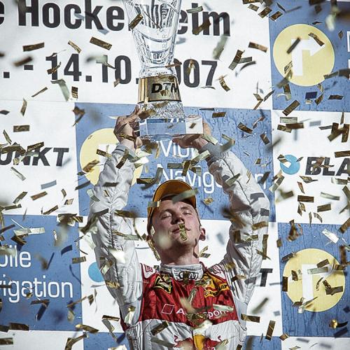 在2004和2007赛季两获年度冠军的艾克斯特罗姆