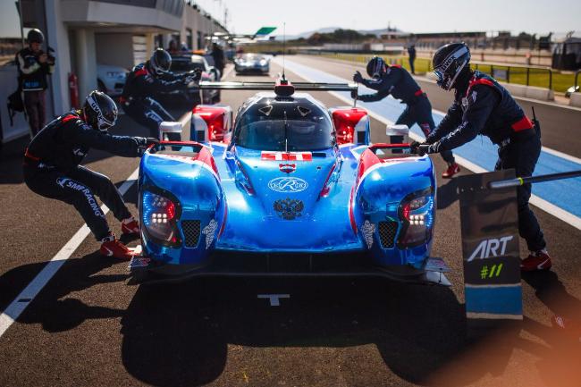 SMP Racing #11