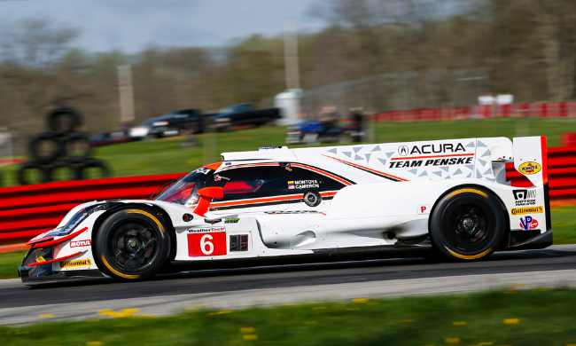 IMSA WeatherTech Sports Car Championship