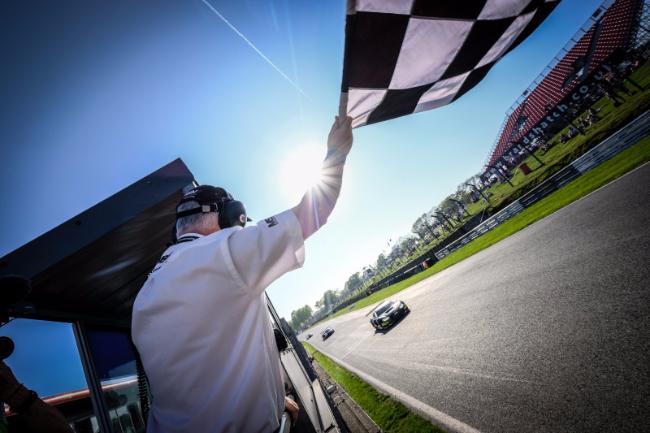 Belgian Audi Club Team WRT #17 Brands Hatch Race 2 Winner