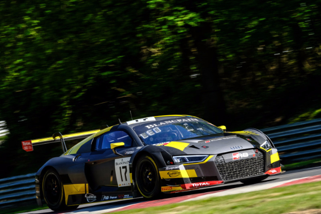 Belgian Audi Club Team WRT #17